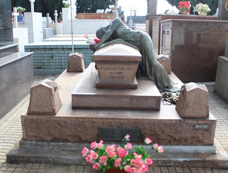 Jundiahy teve cemitérios diferentes de acordo com a cor de pele
