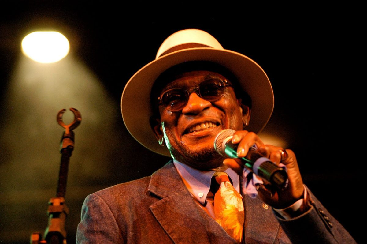 Blues perde JJ Jackson, professor de Maresia e Big Chico