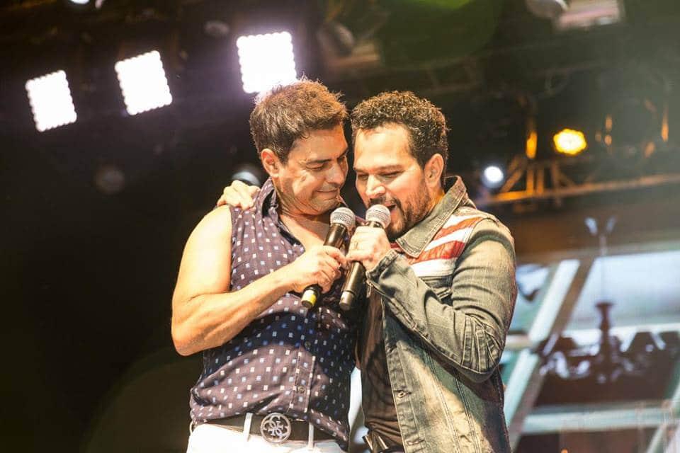 Zezé di Camargo & Luciano em Jundiaí, dia 6 de outubro