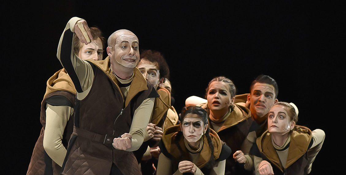 """Polytheama tem """"Robin Hood"""" com a Cia. de Teatro de Jundiaí"""