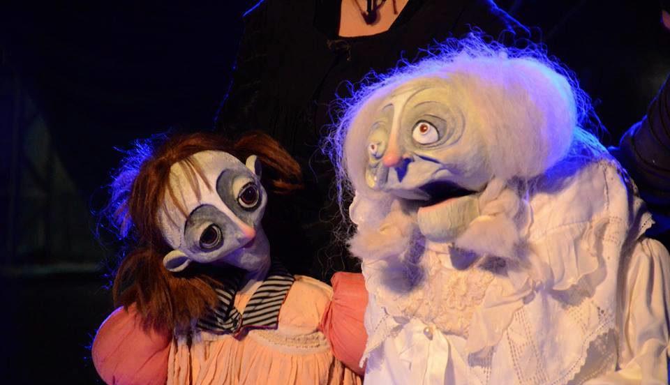 Teatro de bonecos no Sesc é de graça para menores de 12 anos