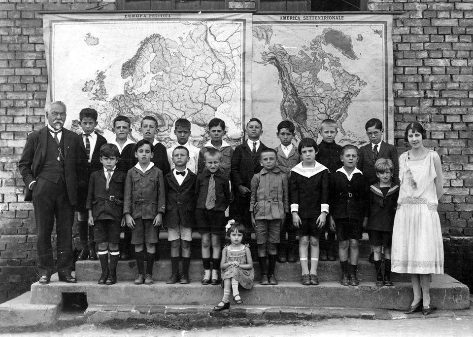 Censo educacional da Jundiahy de 1920