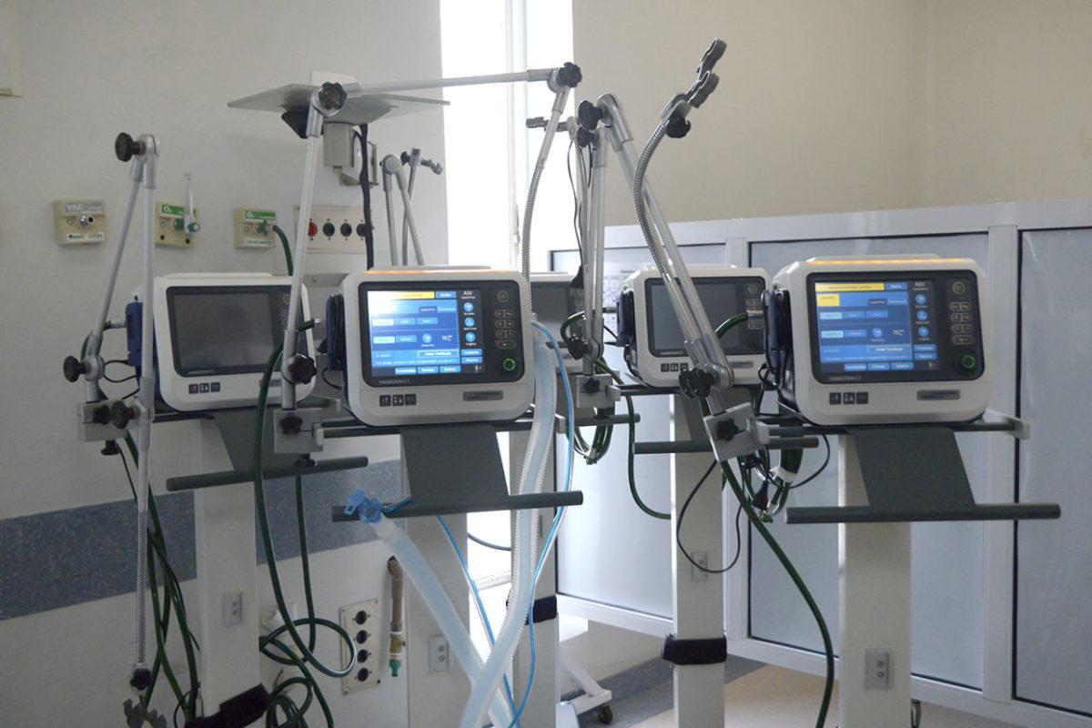 UTI do São Vicente é opção para pacientes da Capital com Covid-19
