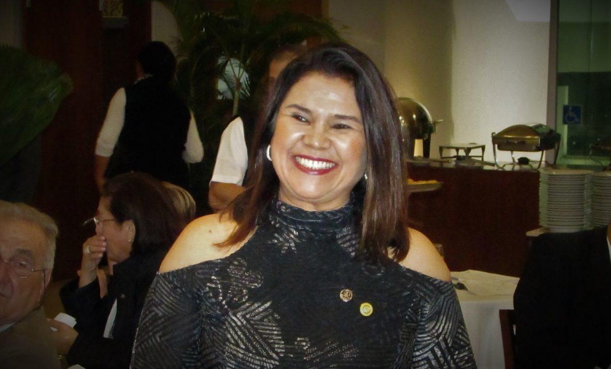 Marcia Mamede assume presidência do Rotary Club de Jundiaí Leste