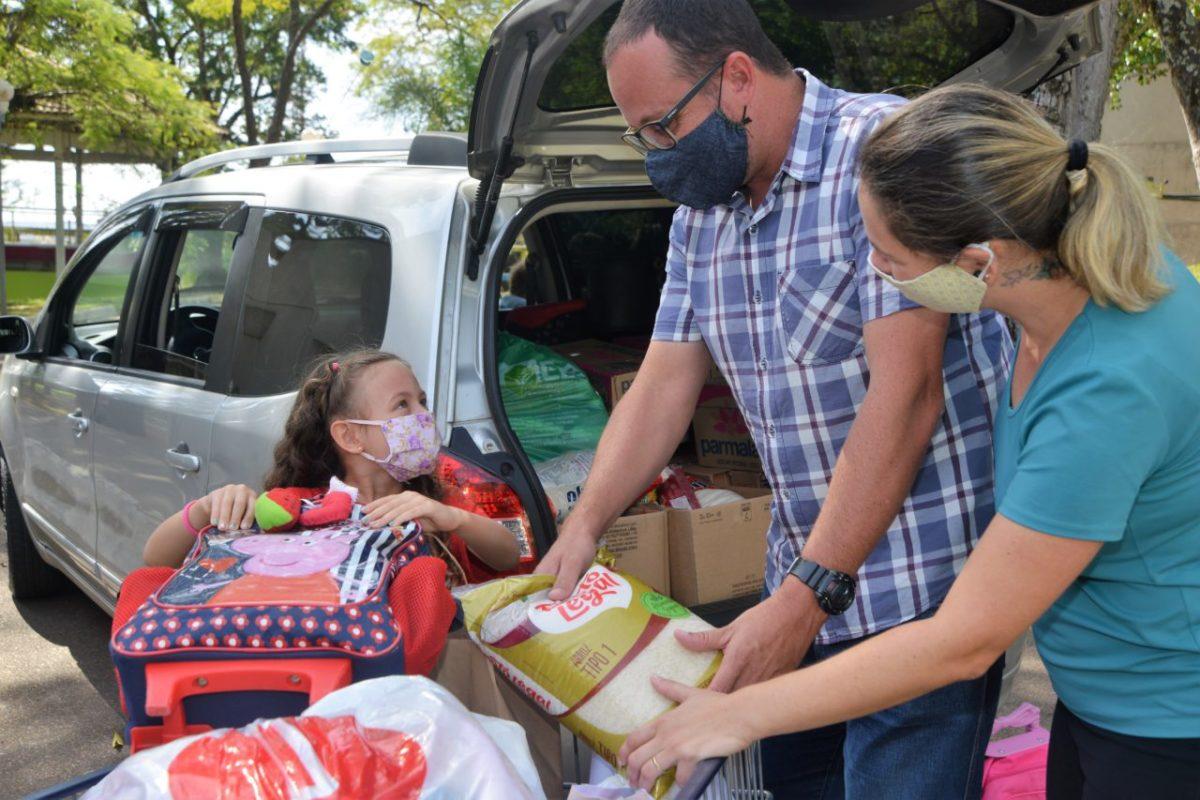 Família de curado da Covid-19 faz campanha e arrecada doações para o Funss